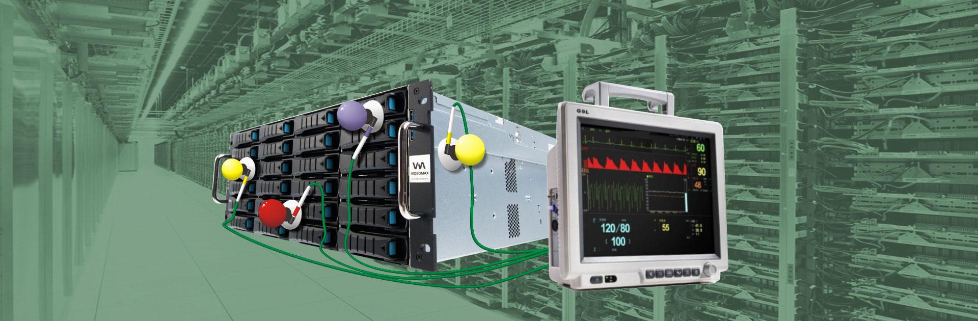Диспетчер VIDEOMAX для мониторинга серверов и рабочих станций