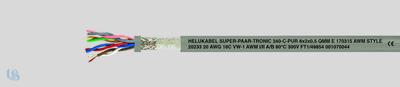 SUPER-PAAR-TRONIC 340-C-PUR 14x2x0,5